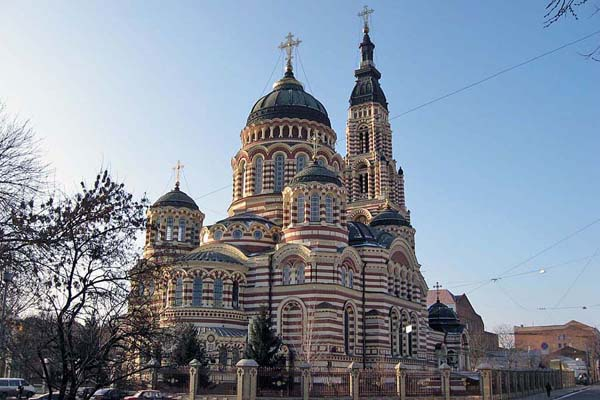 Annunciation Cathedral, Kharkiv