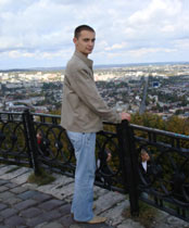 Chernovtsy interpreter - Vasyl