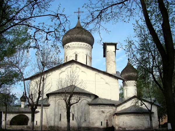 Church of St Nicholas the Miracle Worker from Usokha, Pskov