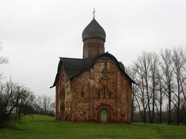 Church of Saints Peter and Pavel in Kogevniki, Velikiy Novgorod