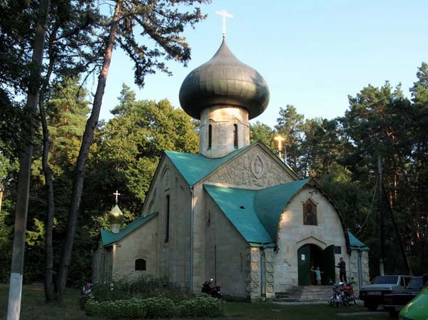 Church of the Transfiguration of Our Saviour in Volodymyrivka, Ukraine