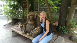 Dnepropetrovsk tour guide - Natalya