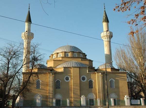 Juma Jami Mosque, Evpatoria