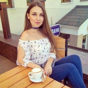 Kiev'de Tercüman - Tetiana