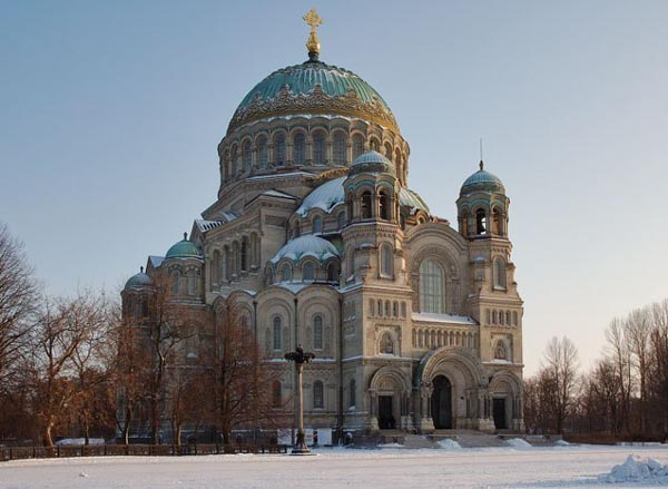 Naval Cathedral of Saint Nicholas, Kronstadt