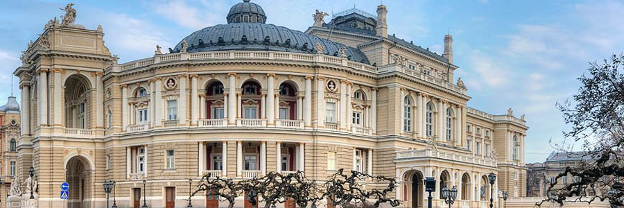 Odessa Guide