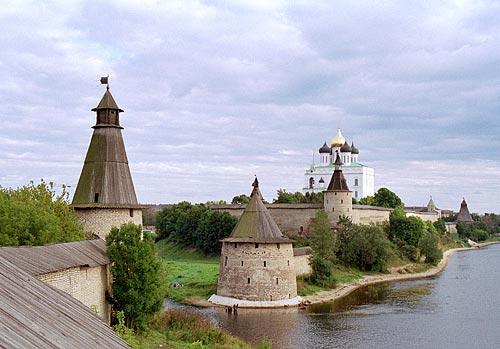 Pskov Fortress