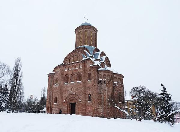 Pyatnitskaya Church in Chernigov