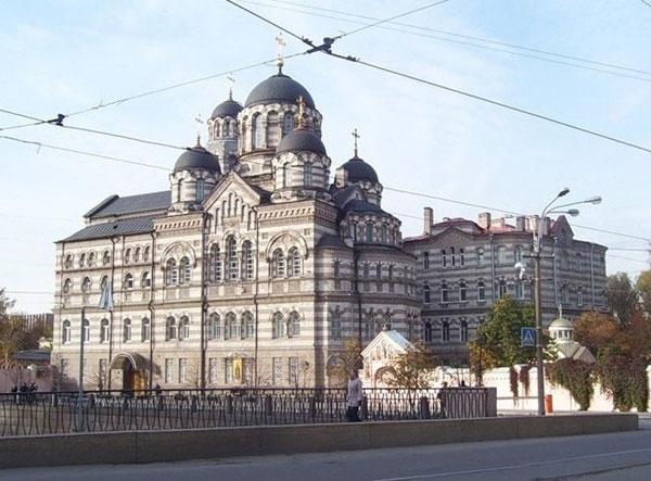 Saint John Convent, Saint Petersburg