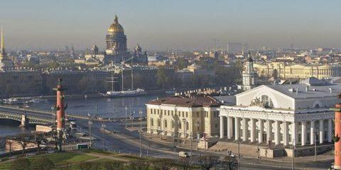 St. Petersburg Dolmetscher