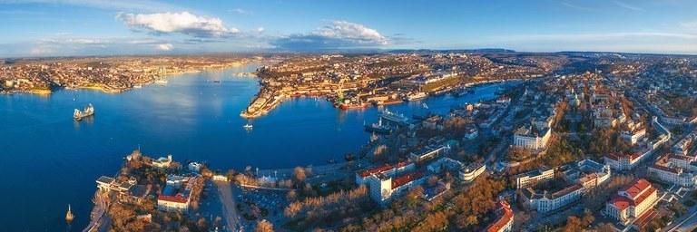 Sébastopol, Russie