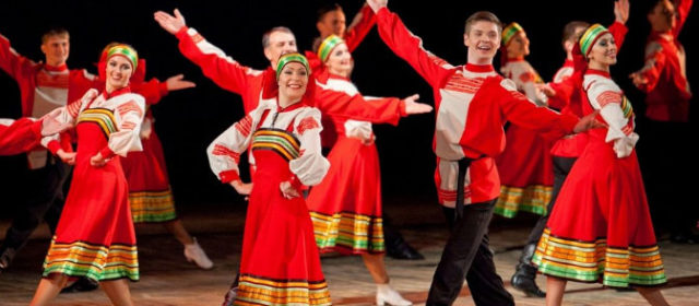 Traditional Russian Folk Dance