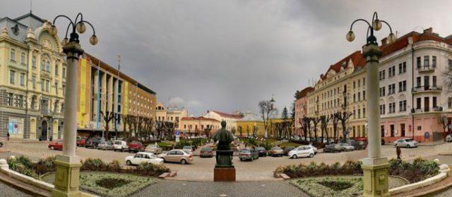Tscherniwzi, Ukraine
