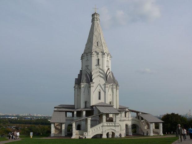 Ascension Church, Kolomenskoye
