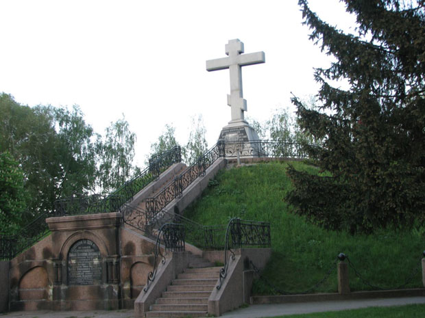 Common Russian Grave, Poltava