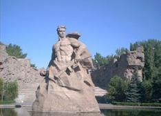 Mamayev Hill Memorial, Volgogorad