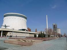 Battle of Stalingrad Panoramic Museum