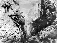 Soviet infantry, Battle of Stalingrad