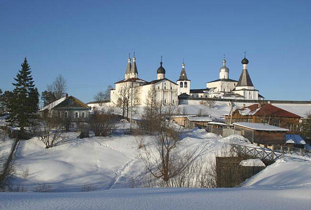 Ensemble of the Ferapontov Monastery