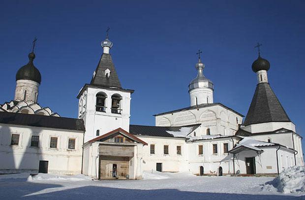 Ferapontov Monastery, Vologda region