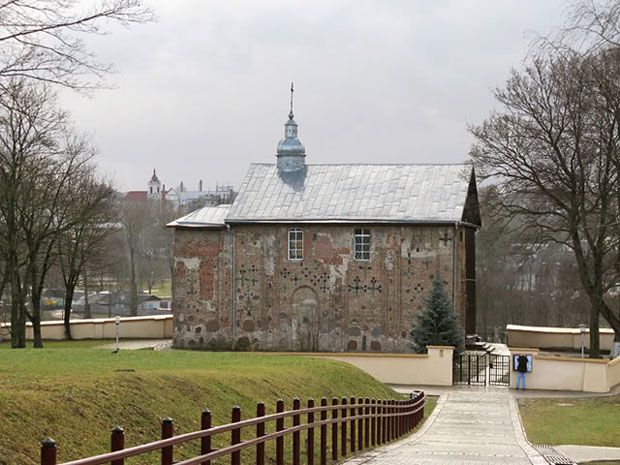 Kalozha Church, Grodno