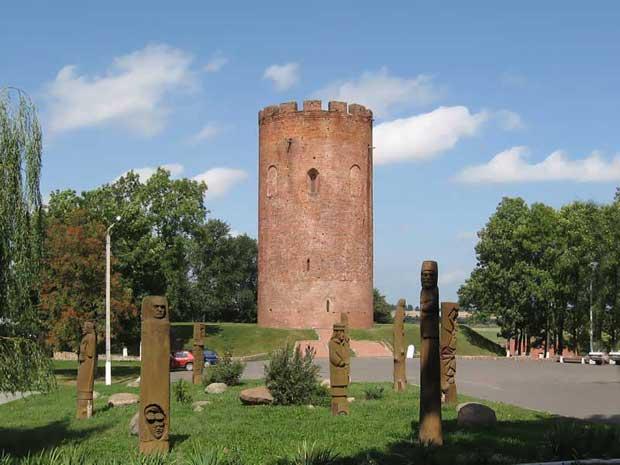 Kamyanets Tower, Belarus