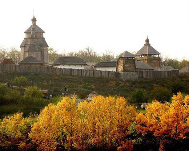 Zaporizhian Cossack Museum, Khortytsia Island