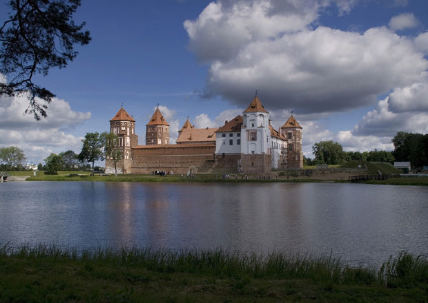 Mir Castle Complex, Grodno Oblast