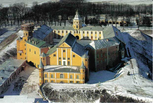 Nesvizh Castle, Belarus