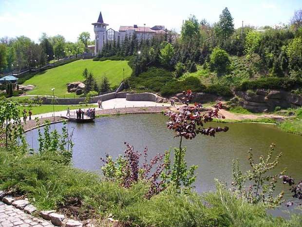 Park Sofiyivka, Ukraine