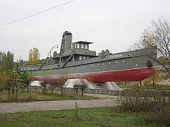 Steamship Gasitel, Volgograd