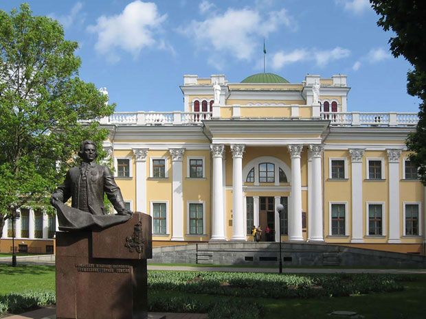 Rumiantsev Paskevich Palace, Gomel