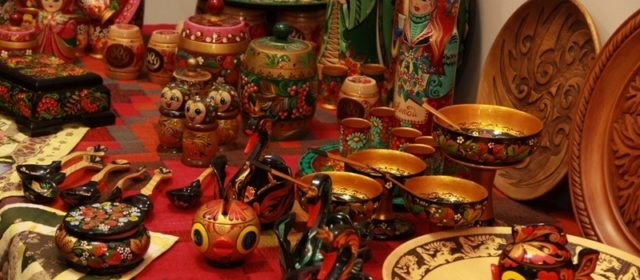Russian Handicraft and Folk Art