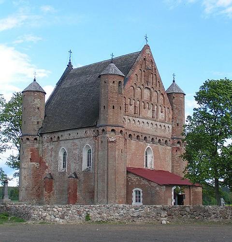St. Michael Church in Synkavichy, Belarus