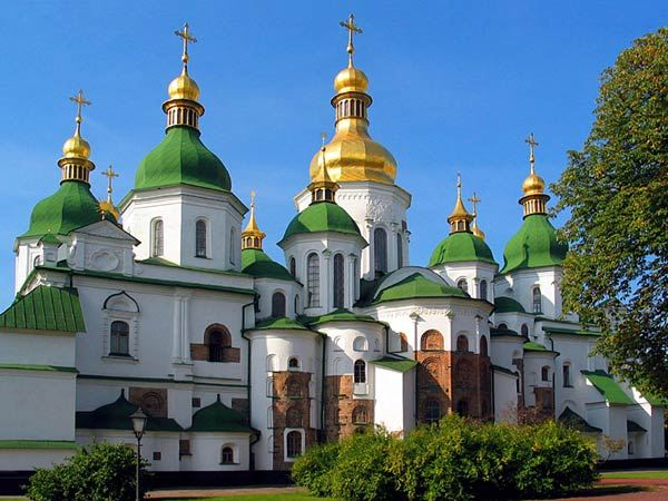 Saint Sophia Cathedral, Kyiv