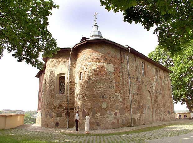 Saints Boris and Gleb Church, Hrodna