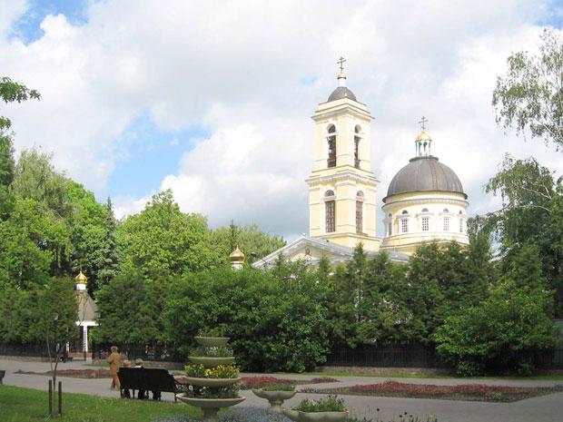 Saints Peter & Paul Cathedral (1809-1819)