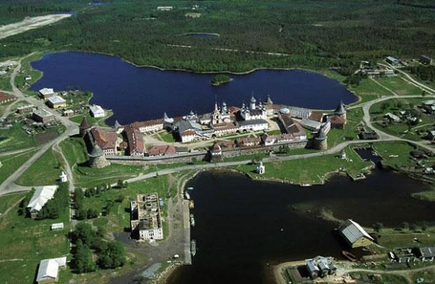 Solovetsky Islands Monastery