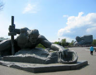 Brest Hero-Fortress memorial