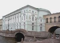 Hermitage Theatre, St. Petersburg