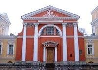 Maltese Chapel, St. Petersburg