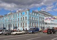 Small Philharmonic Chamber Hall, St. Petersburg