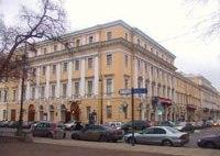 Shostakovich Philharmonic Hall, St. Petersburg