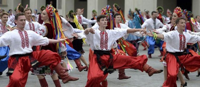 Traditional Ukrainian Dance