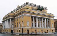 Alexandrinsky Theatre, St. Petersburg