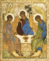 Andrei Rublev - Icon of the Trinity