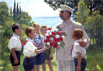 Boris Vladimirski - Roses for Stalin