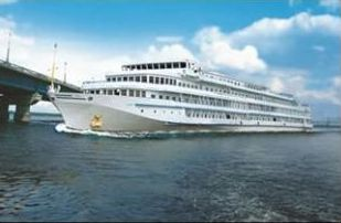 Moscow-Rostov Cruise Ship image