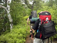 Russian hiking tours