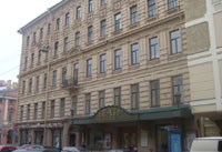 Komissarzhevskaya Theatre, St. Petersburg